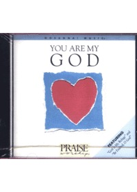Prasie & Worship - You are My God (CD)