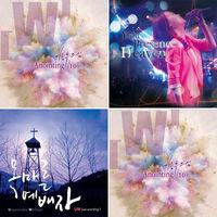 여성 Lead Worshiper 와 함께하는 Live Worship 음반 세트(3CD)