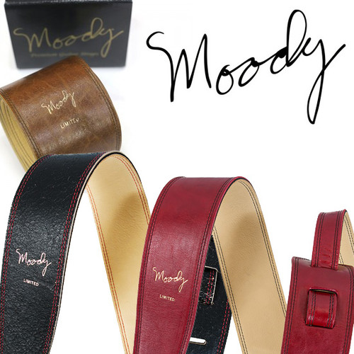 Moody Distressed Leather 2.5 Std