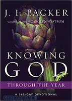 Knowing God Through the Year: A 365-Day Devotional (PB)