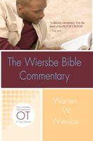 Wiersbe Bible Commentary Old Testament (HB)