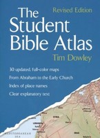Student Bible Atlas, the: Revised Ed. (age: 9-12 years) (PB)