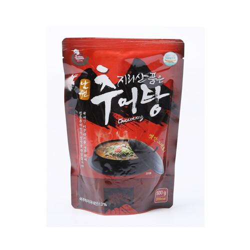 지리산 품은 남원 추어탕 500g