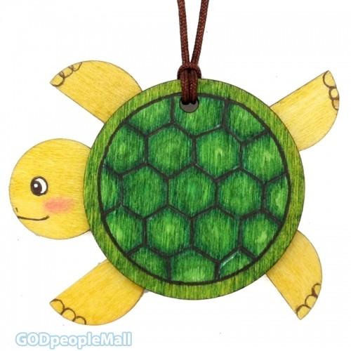new나무목걸이만들기-거북이