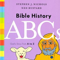 Bible History ABCs: Gods Story from A to Z (양장본)
