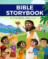 Bible Storybook from The Bible App for Kids (양장본)