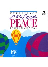 Perfect Peace (Instrumental) (CD)