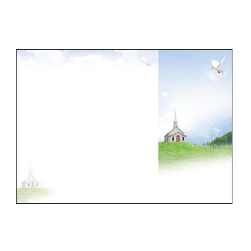 경지사 A4 6면 주보 - 4016 (1속 100매)