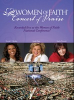 Women of Faith - Concert of Praise (DVD)