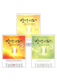 방언기도의 은혜와 능력 시리즈 핸디북 세트(전3권)
