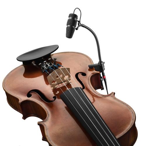 [바이올린용 유선마이크] DPA VO4099V[DPA 4099CORE 신형제품]