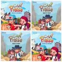 CAN Praise 캔 프레이즈 음반세트(전2종)