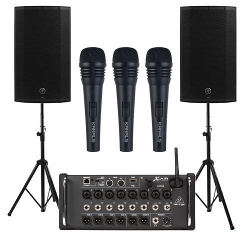 30~40평 이동형 음향시스템 5