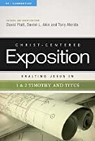 Exalting Jesus in 1 and 2 Timothy and Titus (Paperback)