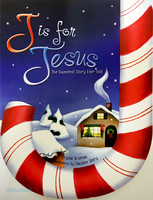 J Is for Jesus SEA: The Sweetest Story Ever Told (HB)
