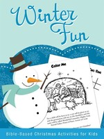 Winter Fun: Bible-Based Christmas Activities for Kids (PB)