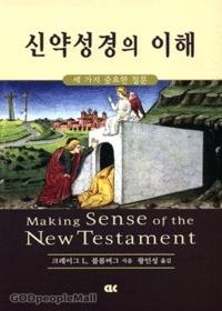 신약성경의 이해 - 세가지 중요한 질문