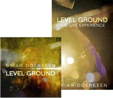 Brian Doerksen - Level Ground (CD  해외직수입DVD) 세트