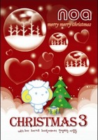 노아네집 크리스마스 3집 (CD MR포함  DVD)