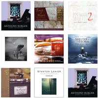 가을을 담은 피아노 연주찬양 특집 음반세트 (8CD)