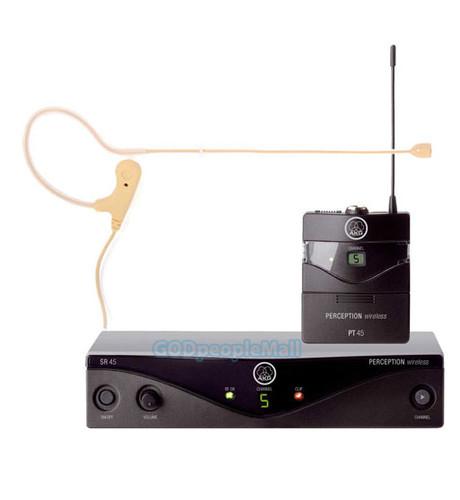 AKG Perception PW45   Voice Technologies VT910DC 무선마이크