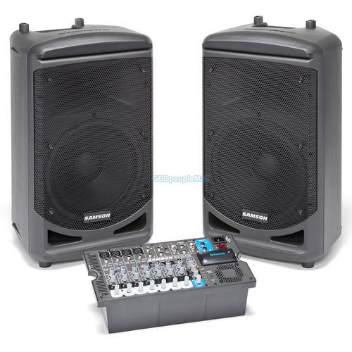 Samson XP1000 휴대용 음향시스템