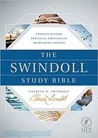 NLT: Swindoll Study Bible (HB)