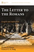 Letter to the Romans: Exegesis and Application (PB) (McMaster New Testament Studies Series)
