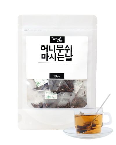데오슈퍼팜 허니부쉬 마시는날 10입 (1.3gX10개)