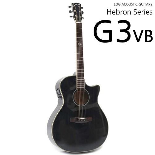 로그 2021 Hebron G3VB 어쿠스틱 기타