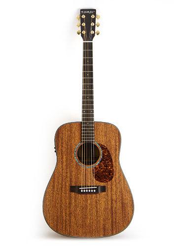 쟈마 WS-DMF 어쿠스틱 기타