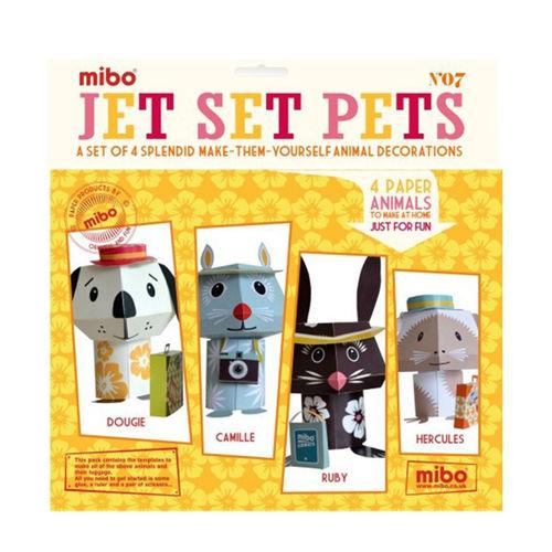 [미보 종이접기]Jet Set Pets-07