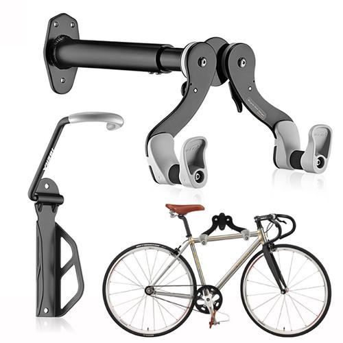 자전거 인테리어 공간 절약 벽면 자전거 실내 거치대