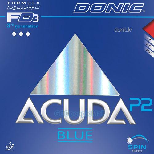 도닉 아쿠다 블루 P2 러버