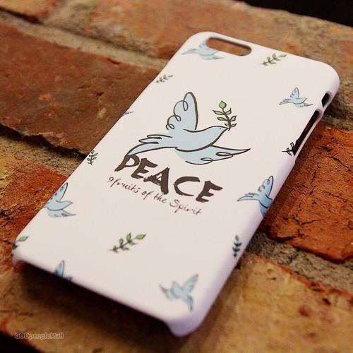 평안 Peace 핸드폰케이스