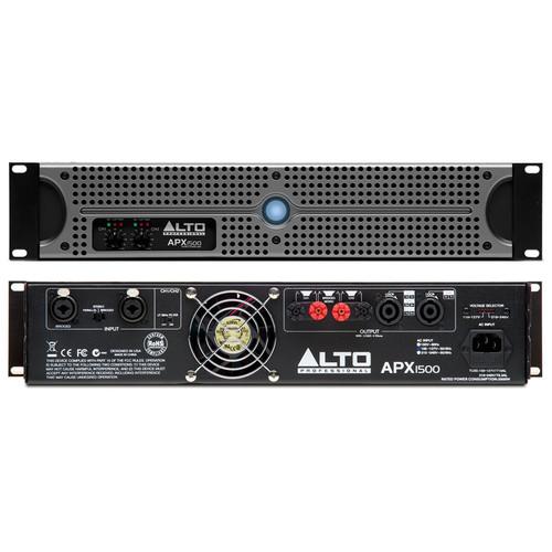 ALTO APX1500 파워앰프