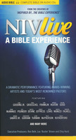 NIV Live: A Bible Experience CDs with DVD