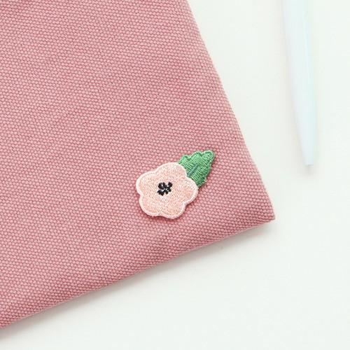 그레이스벨 와펜 10.핑크꽃