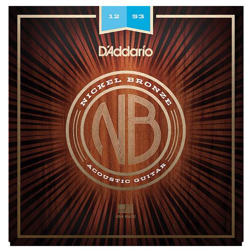 다다리오 NB1253 어쿠스틱 기타줄