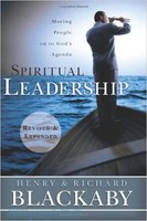 Spiritual Leadership: Moving People on to Gods Agenda (Revised, Expanded) (PB)
