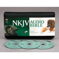 NKJV: Audio Bible, 58 CDs