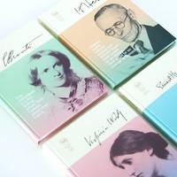 50권 독서기록 노트 - 작가 시리즈