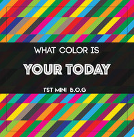 B.O.G miml 1집 - What Color is your today? (CD)
