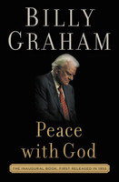 Peace with God: The Secret of Happiness (PB)