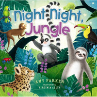 Night Night, Jungle (Board Book)