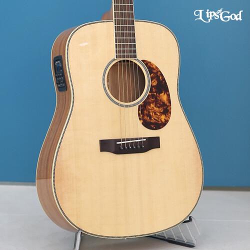 로그 2021 Hebron D3 어쿠스틱 기타