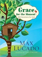 Grace for the Moment: 365 Devotions for Kids (HB)