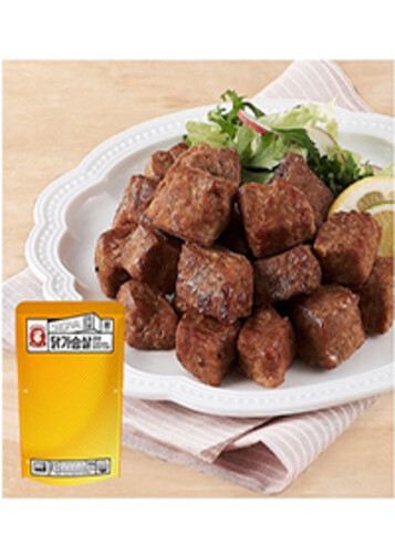 [아침] 아침 닭가슴살큐브 오리지널