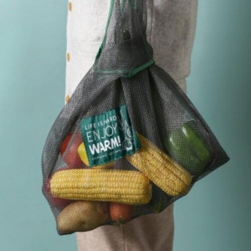 매쉬 타입 야채보관 시장 가방 식기 건조 가방 WD001