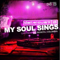 Delirious? Live - My Soul Sing (DVD CD)